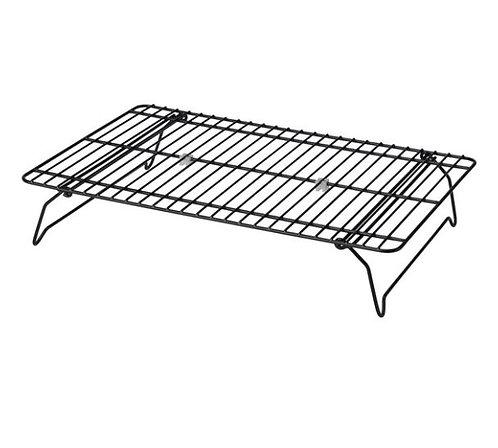 LYMMEL Cooling rack, black, 43×28 cm- IKEA