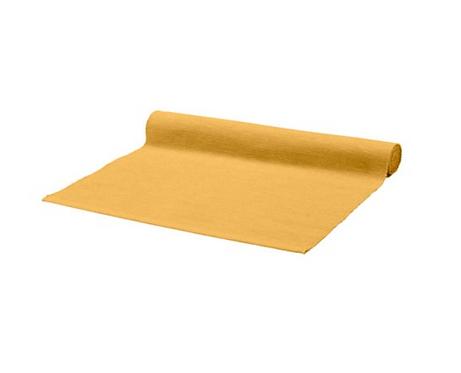 MÄRIT Table-runner, Dark Yellow – IKEA