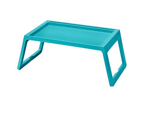 KLIPSK Bed Tray, Turquoise – IKEA