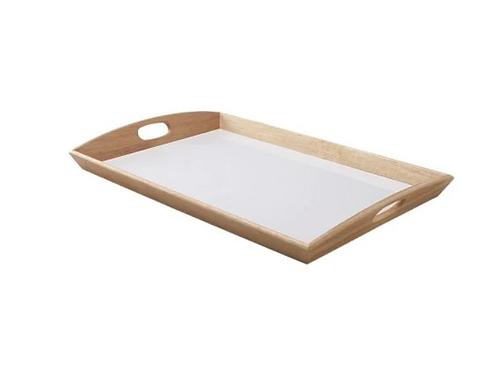 KLACK Rubberwood Tray – IKEA