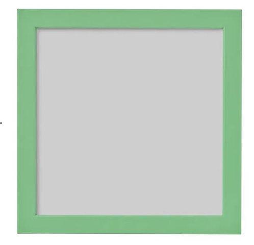 FISKBO Frame, Light Green, 21 x 21 cm - IKEA