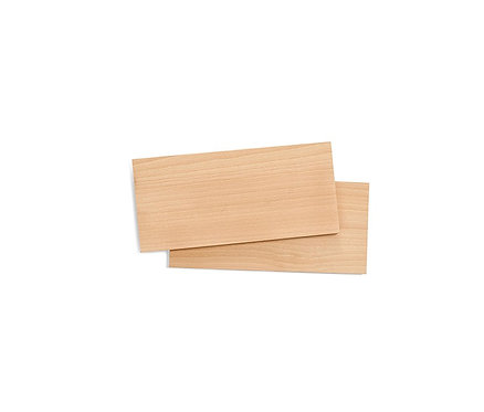 Smoked Board Set of 2, Brown by Tchibo