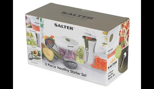 Salter 3 Piece Healthy Starter Set