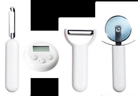 Kitchen Tools 4-Piece Combo, White – IKEA