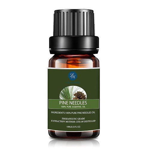 Pine Needles Aromatherapy – 100% Pure Essential Oils – (10 Ml), Lagunamoon