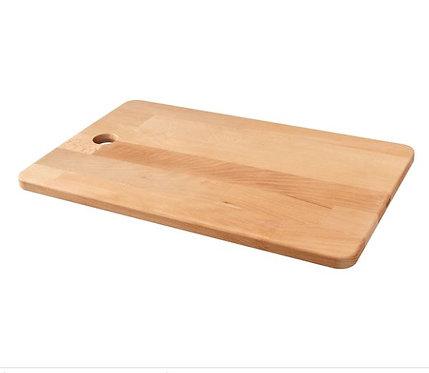 PROPPMÄTT Chopping board, beech, 45x28 cm - Ikea