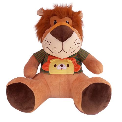 León con Polera 1,2 metros