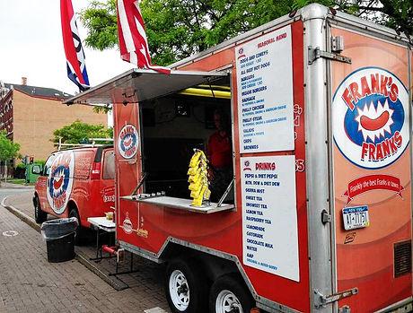 Frank's Franks Mobile Foods Truck