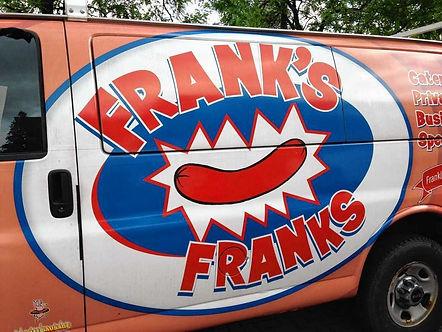 Frank's Franks Mobile Foods Food Truck