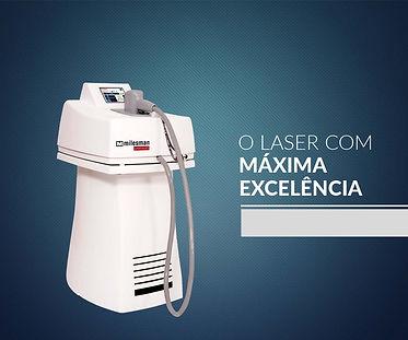 depilação a laser - depilação definitiva - laser de diodo - milesman - maringa - curitiba - clinica de estetica