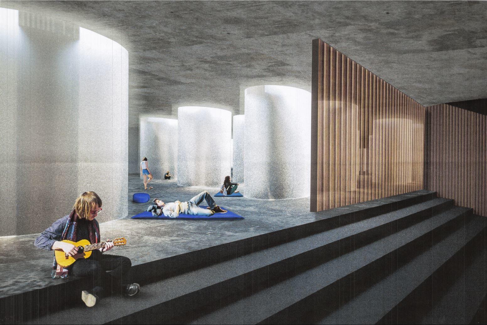 Hall of Meditation