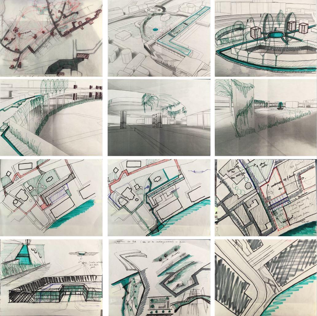 Schematic Sketches