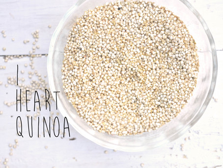 All about quinoa, what is it, how good is it for you, and what to do with it.