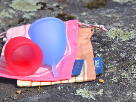 Review - SAALT menstrual cup. What do I think?