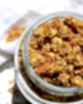 oven baked granola