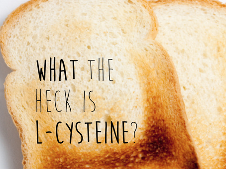 You might be shocked to find THIS ingredient in your bread. What is it?