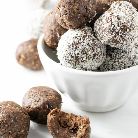 chocolate bites