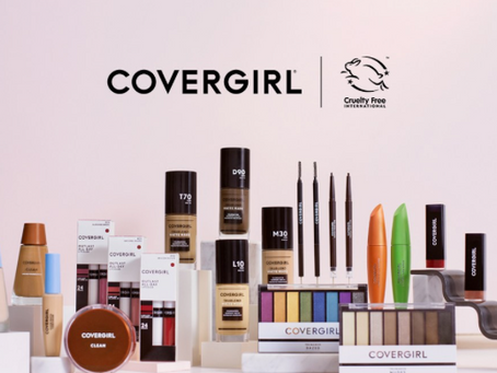 Did you hear that CoverGirl is now cruelty-free? What does that mean?