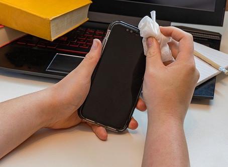 Így fertőtlenítsd a mobilodat a koronavírus idején