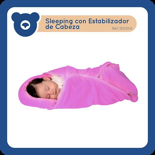 Sleeping con Estabilizador de Cabeza