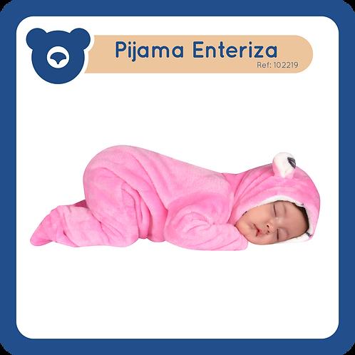 Pijama Enteriza