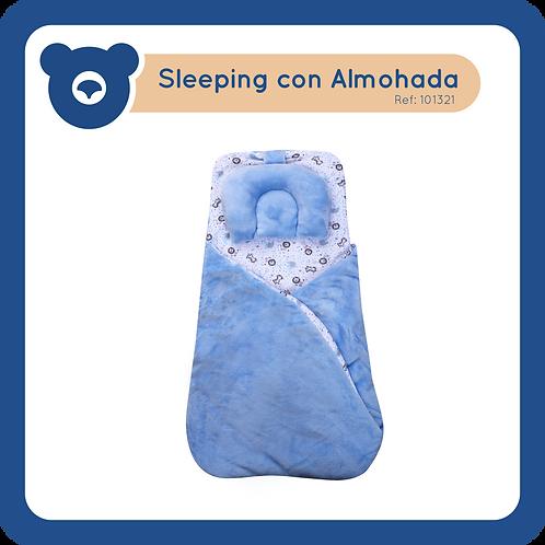 Sleeping con Almohada