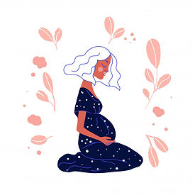 pregnant-woman-vector-illustration_10288