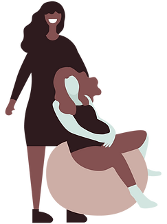 Boober-people-illustrations-doula-mother