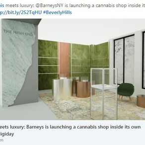 Barneys is literally High End!