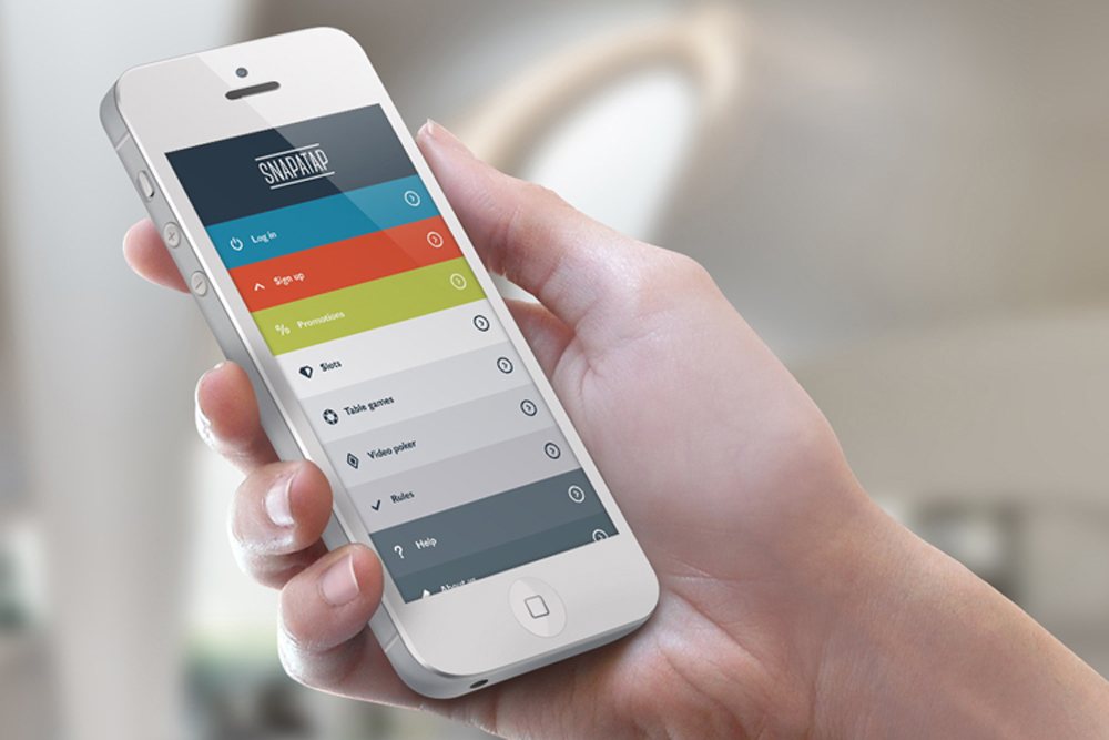 Snapatap App