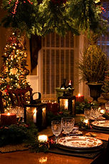 AMH Interiors can help to create the wow factor for a special occasion or during the holidays.