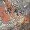 Thumbnail: Bursting Rays Acrylic Painting