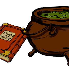 music potions