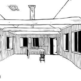 Dominica village hall