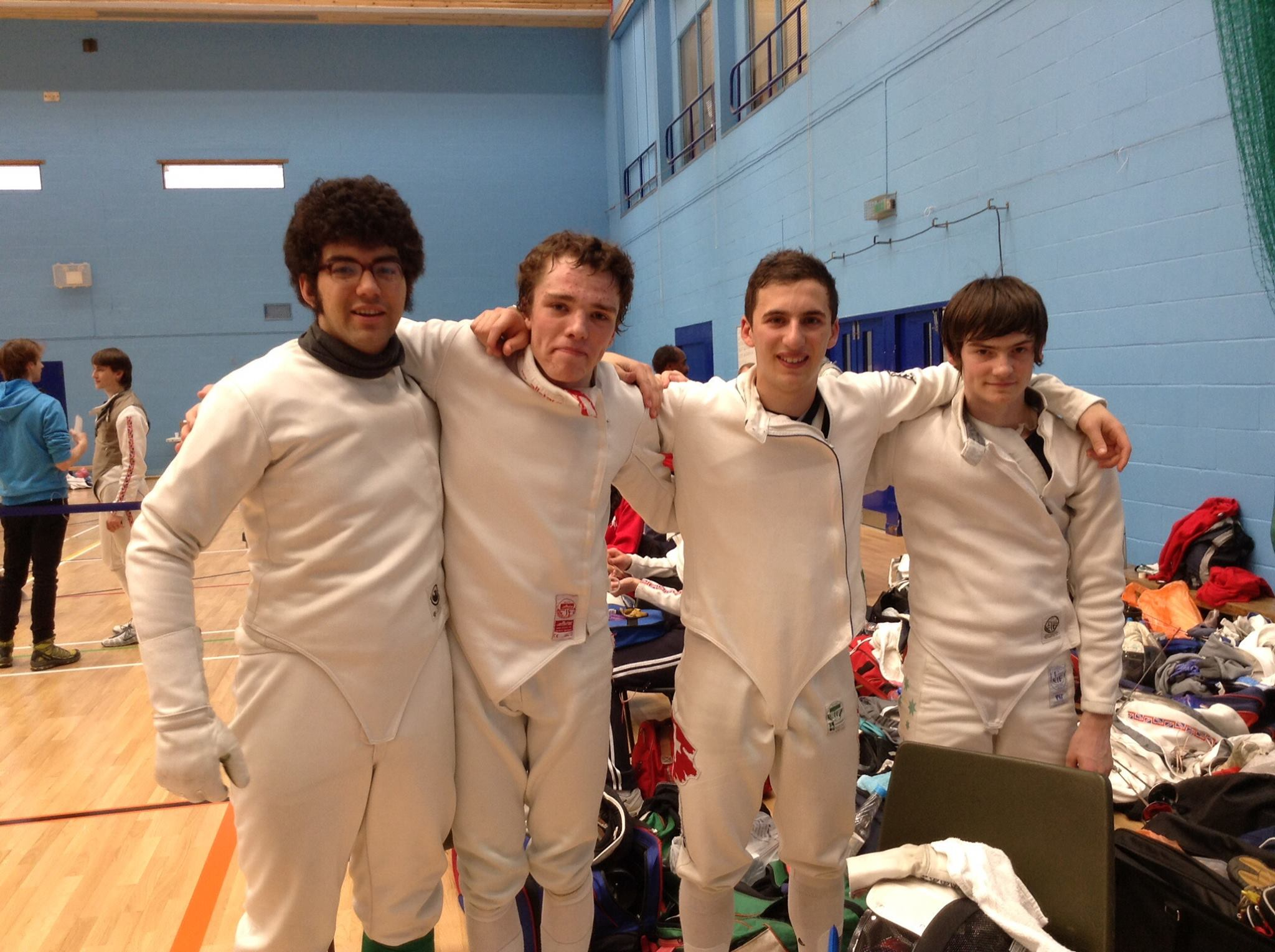 Excalibur Men's Epee Team
