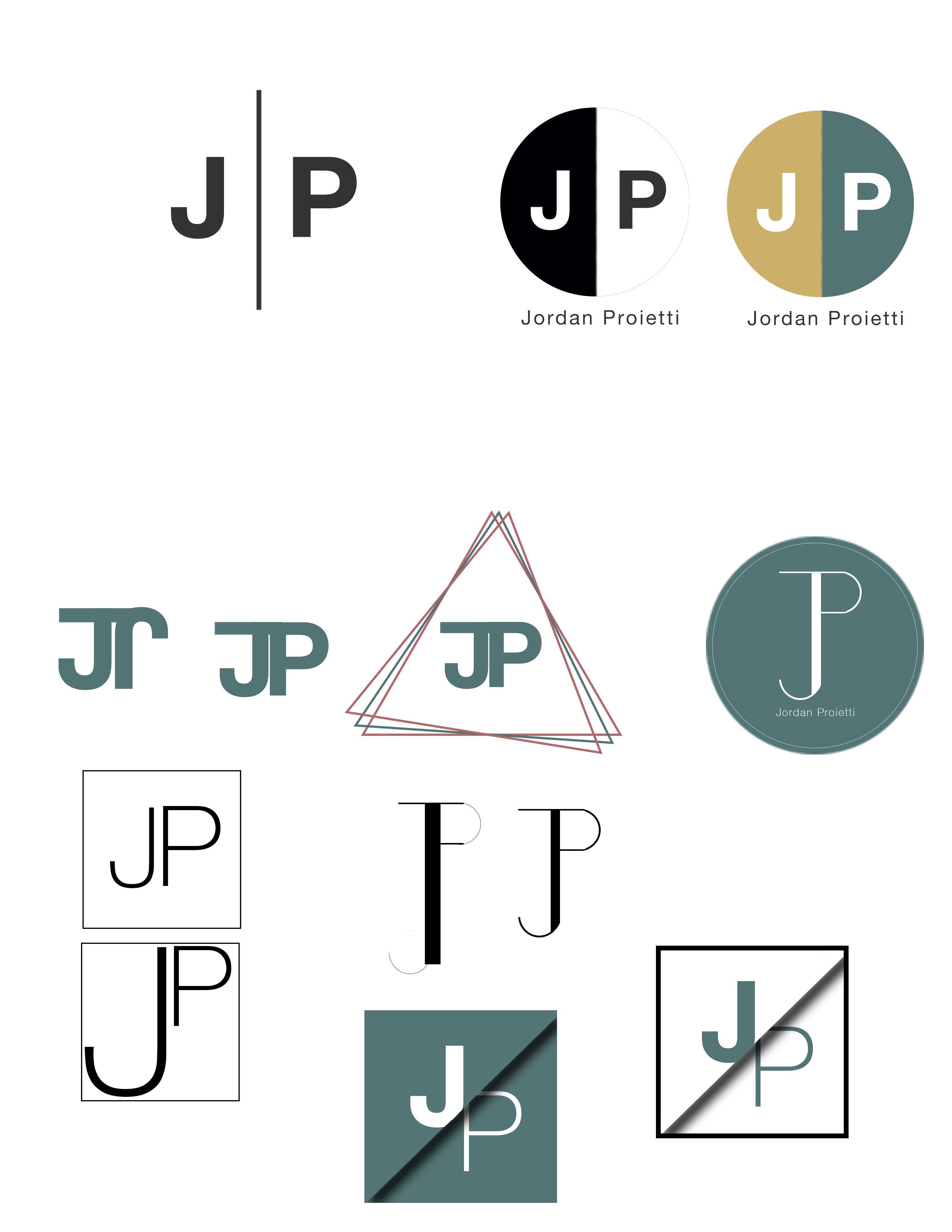 JordanProiettiLogoIdeas