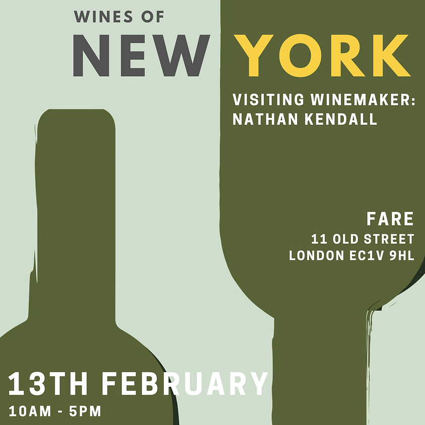 Wines of New York: A Trade Tasting