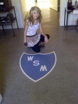 WSM radio Nashville, TN.