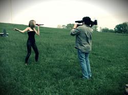 Video shoot with Glenn Sweitzer!