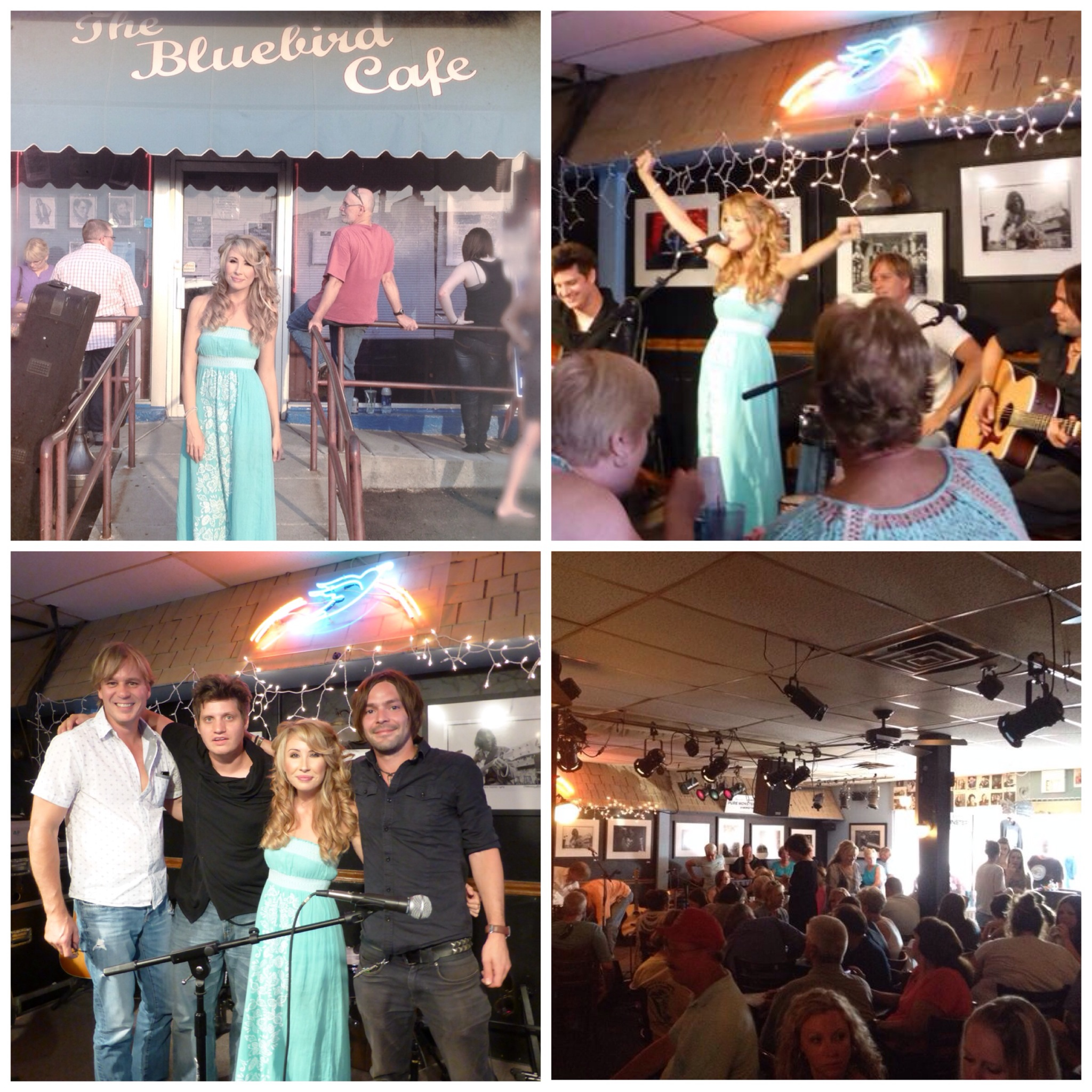 The Bluebird Cafe - Nashville, TN.