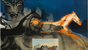Dali Trotters @ Sotheby's