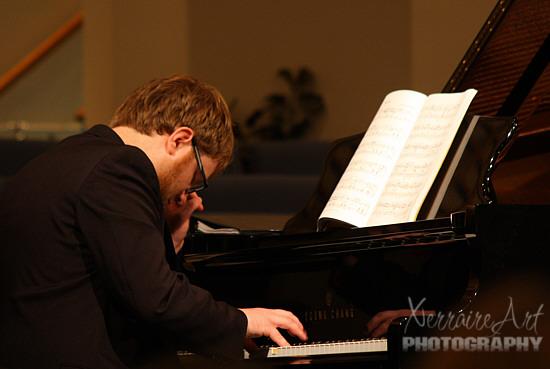 Mark Buller piano