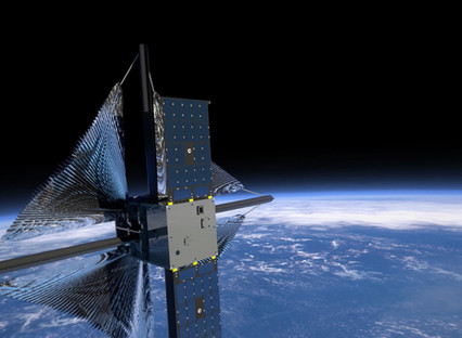 NASA's new solar sail system to be tested on-board NanoAvionics' satellite