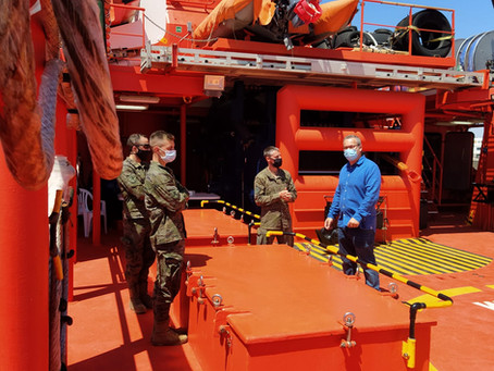 Integrasys to mitigate GSM threats for military forces at sea with EU supported RESISTO project