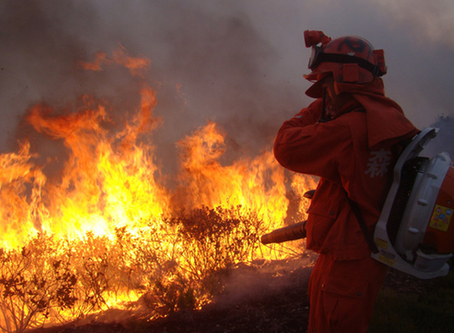 Emergency communications for Chinese fire and rescue teams