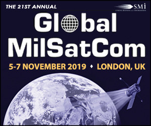 Strategic developments in Skynet & future UK MilSatCom to be discussed at Global MilsatCom 2019