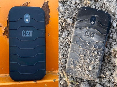 Polygiene's subsidiary Addmaster aids the CAT® launch of the first fully antimicrobial mobile phone