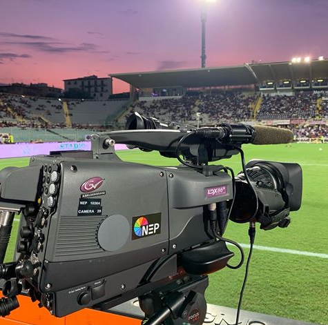 Video Progetti completes upgrade of two outside broadcast vans for NEP Italy