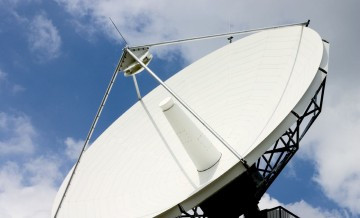 Media Broadcast Satellite GmbH installed the amplifier outdoors in a real uplink system in order to test its mechanical and electrical integration.