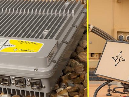 Paradigm's agile and versatile PIM integrating the UHP-200 modem